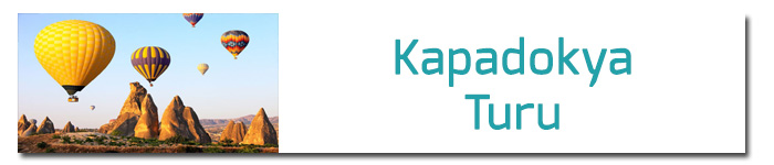 Bursa Çıkışlı Turlar Kapadokya Turu Yurtiçi Turlar
