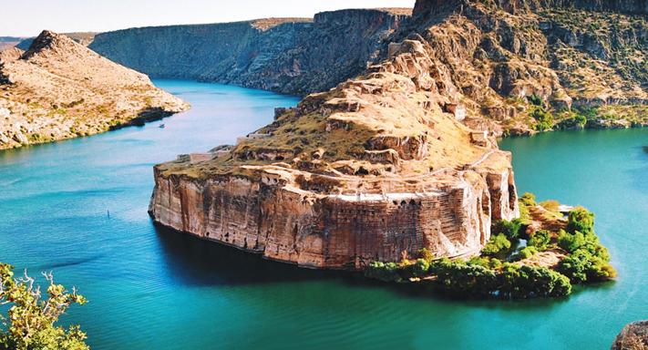 GAP Turu Bursa Kalkışlı Turlar Mardin Balıklı Göl Halfeti Gaziantep