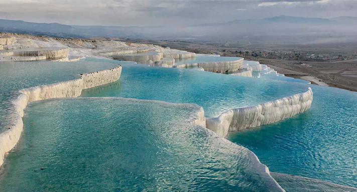 Pamukkale Efes Şirince Turu Bursa Kalkışlı Turlar