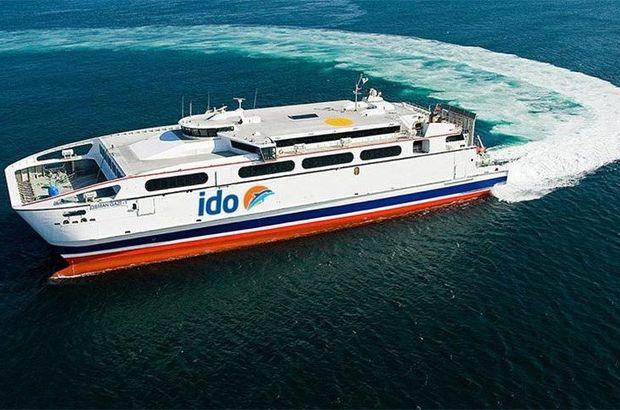 ido deniz otobüsü ido feribot ido bilet ido bilet al